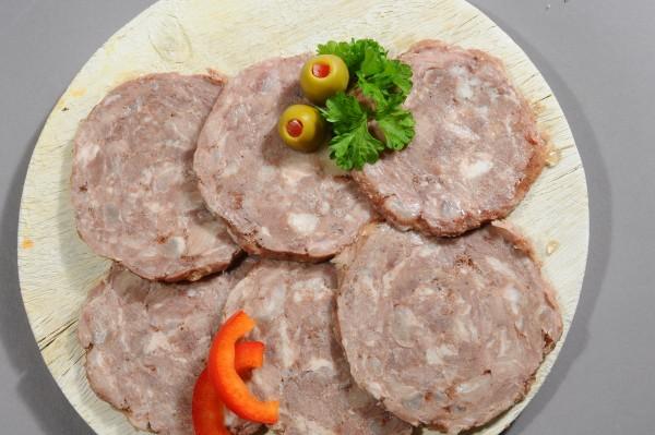 Schweinefleisch-Dose